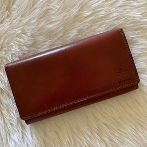 NIB Italian Leather Wallet